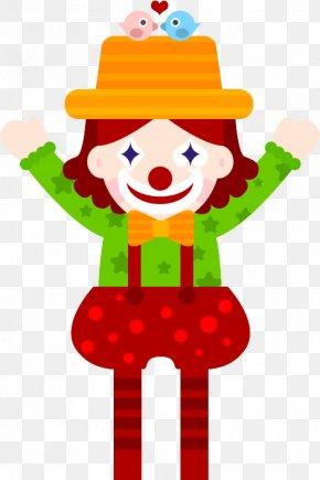Clown - Clown Pierrot April Fools Day PNG