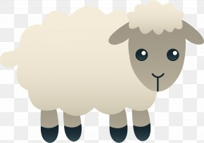 Cute Sheep Pictures - Sheep Lamb And Mutton Clip Art PNG