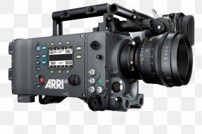 Camera - Arri Alexa Digital Movie Camera Video Cameras PNG