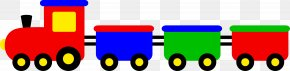 Train Driver Cliparts - Toy Train Rail Transport Passenger Car Clip Art PNG
