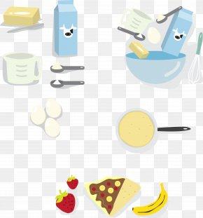 Crepe Cake Recipe Vector - Crxeape Milk Recipe Clip Art PNG