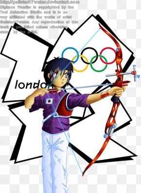 Olympic Archery Bows - The London 2012 Summer Olympics 1908 Summer Olympics 1896 Summer Olympics 2008 Summer Olympics Olympic Games Rio 2016 PNG