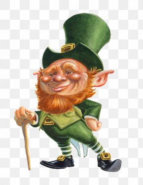 Saint Patrick's Day - Leprechaun Desktop Wallpaper Saint Patrick's Day High-definition Television PNG