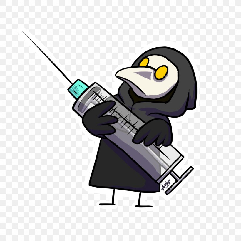 Penguin Plague Doctor Scp Foundation Drawing Png 1280x1280px