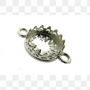Round Bezel - Jewellery Silver Finding Bezel Jewelry Design PNG