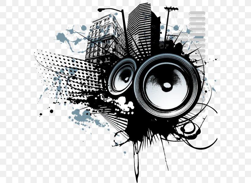Tattoo Artist Trash Polka Loudspeaker Body Art Png 600x600px Tattoo Art Audio Signal Automotive Tire Black