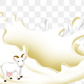 Animal Goat - Goat Sheep Cartoon PNG