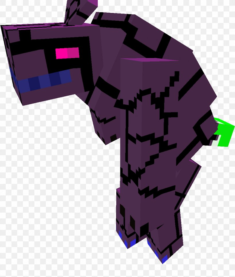 Minecraft Enderman Mutant Weapon Png 966x1136px Minecraft