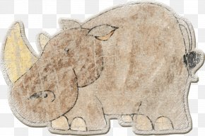 Meng Stay Rhino - Rhinoceros African Elephant Euclidean Vector PNG