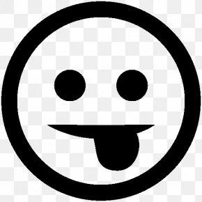 Tongue - Smiley Emoticon Wink Clip Art PNG