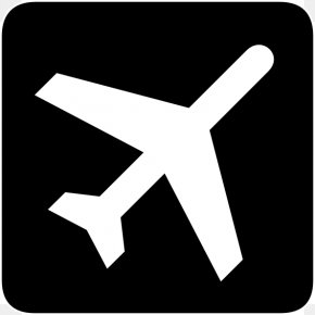 Immigration Cliparts - Flight Instructor Airplane Heathrow Airport Icon PNG