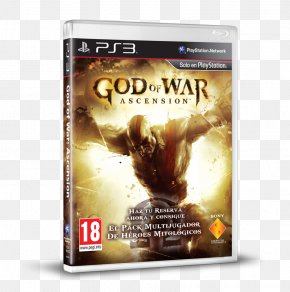God Of War Ascension - God Of War: Ascension God Of War III God Of War Collection Video Game PNG