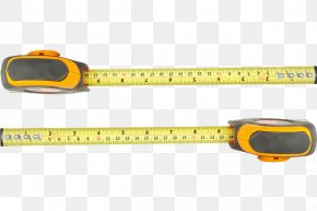 Tools Tape - Tape Measure Tool Download Computer File PNG