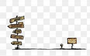 Billboard - Cartoon Euclidean Vector PNG