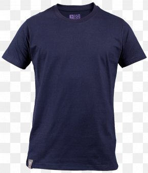 Shirt - T-shirt Navy Blue Polo Shirt PNG