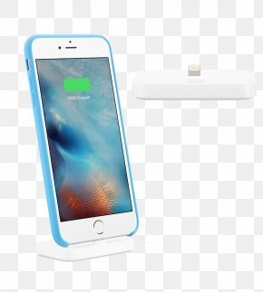 Lightning - Apple IPhone 7 Plus AirPods Apple IPhone Lightning Dock Battery Charger PNG