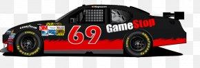 Car - Stock Car Racing NASCAR Ford Mustang Auto Racing PNG