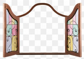 Window - Window Picture Frames Artificial Stone Clip Art PNG