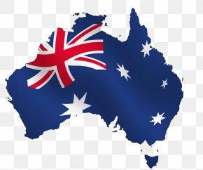 Australian Flag - Flag Of Australia Government Of Australia Map PNG