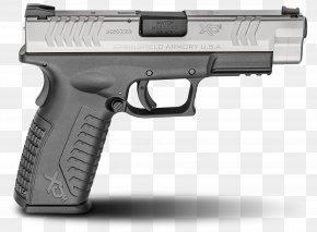 Handgun - Springfield Armory XDM HS2000 .45 ACP Firearm PNG