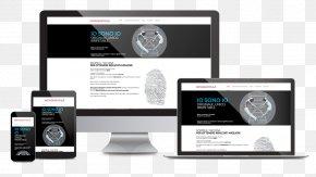 Web Design - Web Development Template Responsive Web Design PNG