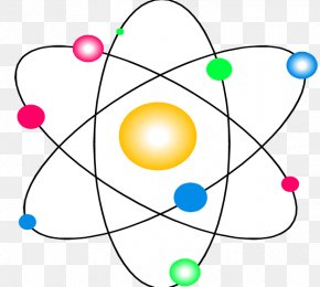 Science - Bohr Model Atomic Theory Subatomic Particle Science PNG