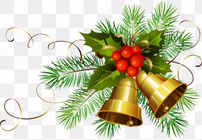 Christmas - Christmas Tree Christmas Decoration Clip Art PNG