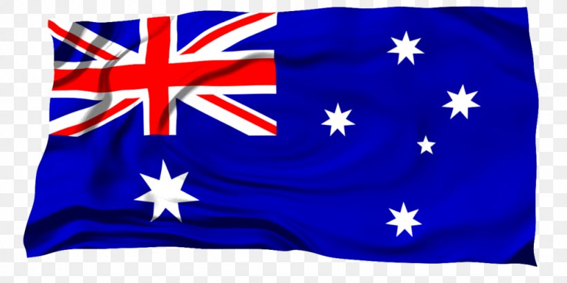 Flag Of Australia Flags Of The World National Flag, PNG, 1024x512px, Australia, Blue, Canadian Red Ensign, Cobalt Blue, Electric Blue Download Free