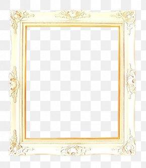 Interior Design Rectangle - Background Black Frame PNG