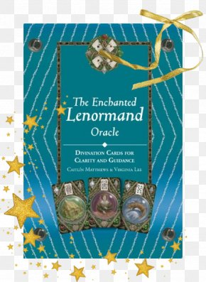 Sing Trailer Gold - The Enchanted Lenormand Oracle: Divination Cards For Clarity And Guidance Tarot Playing Card Oracle Cards The Complete Lenormand Oracle Handbook: Reading The Language And Symbols Of The Cards PNG