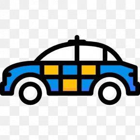 Police Car - Car Rim Vehicle Tire PNG