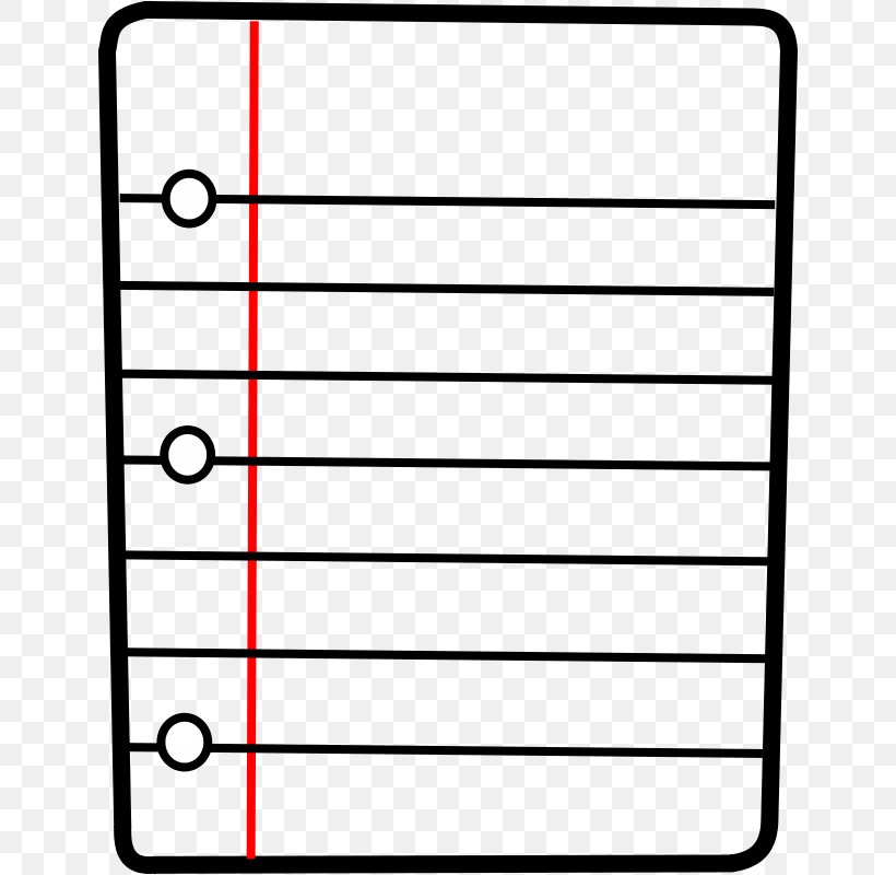 Paper Notebook Free Content Clip Art, PNG, 640x800px, Paper, Area, Black And White, Brochure, Computer Download Free