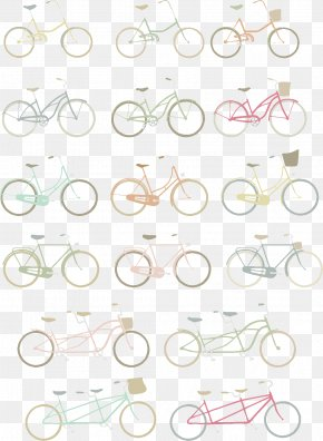 Bbike Ornament - Vector Graphics Image Illustration Download PNG