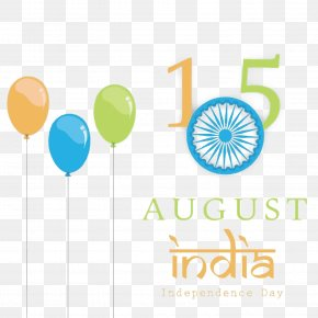Vector Balloon India Independence Day - Indian Independence Day Indian Independence Movement August 15 PNG