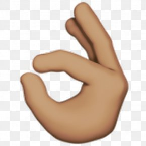 Emoji - OK Emojipedia Human Skin Color Sign Language PNG