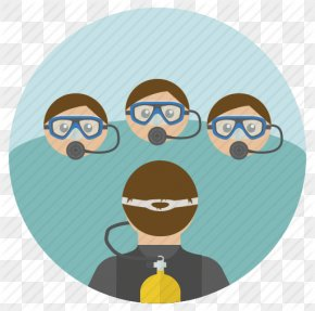 Scuba, Teaching Icon - Underwater Diving Scuba Diving Snorkeling Diving Equipment PNG