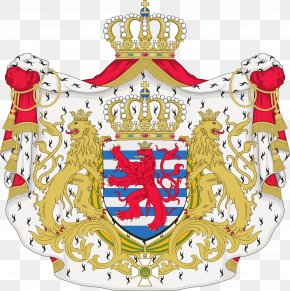 Royal - Luxembourg City Coat Of Arms Of Luxembourg Flag Of Luxembourg National Coat Of Arms PNG