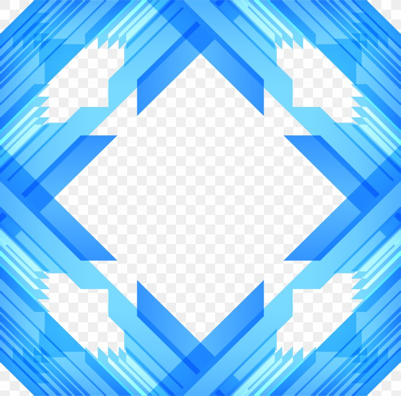 Sky Blue, PNG, 2425x2400px, Blue, Azure, Daytime, Electric Blue, Geometry Download Free