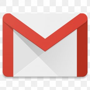 Gmail - Angle Text Brand PNG