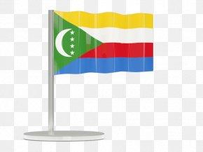 Flag - Flag Of The Comoros Flag Of The Comoros National Flag Wavin' Flag PNG