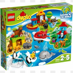 Toy - LEGO 10805 DUPLO Around The World Lego Duplo Toy LEGO 10816 DUPLO My First Cars And Trucks PNG