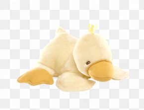 Duck - Duck Stuffed Toy Plush PNG