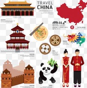 Flat TravelChina - China Icon Design Royalty-free Flat Design PNG