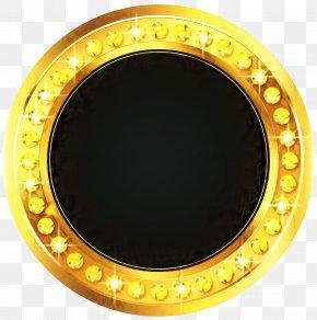 Ceiling Metal - Background Black Frame PNG