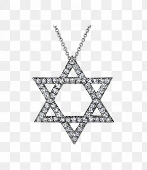 Jewelry Image - Christianity And Judaism Jewish Symbolism Star Of David PNG
