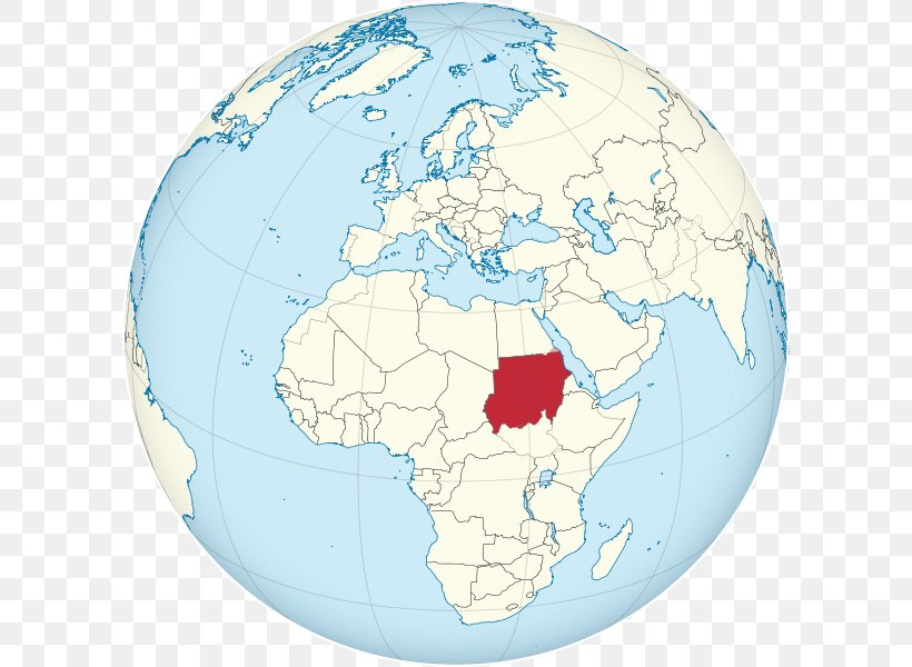 Sudan Globe Egypt Map World, PNG, 600x600px, Sudan, Africa ...