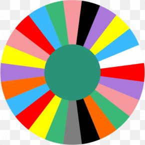 Template Game Show Wheel PNG