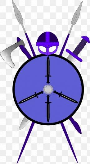 Shield Art - Shield Spear Sword Clip Art PNG