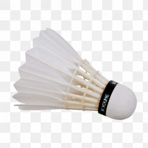 HD White Badminton - Shuttlecock Badmintonracket Sport PNG