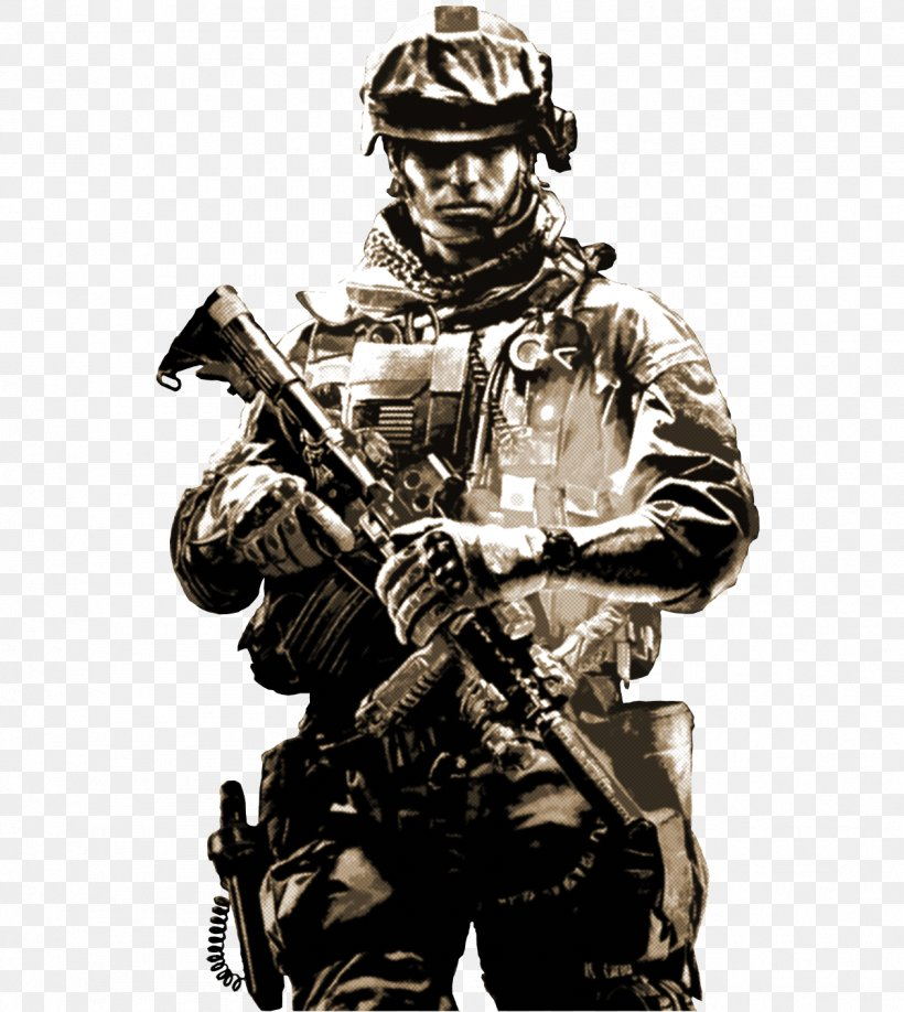 Battlefield 3 Battlefield: Bad Company 2 Call Of Duty: Modern Warfare 3 Medal Of Honor Video Game, PNG, 1261x1412px, Battlefield 3, Action Game, Army, Battlefield, Battlefield Bad Company 2 Download Free